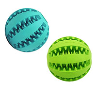 Best Toys For Small Dogs Smile Pet Toy Ball Dog Chew Durable Treat IQ Indestructible Balls