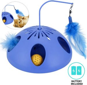 best battery operated cat toys