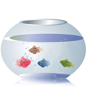 Vinmax Swimming Robot Fish Activated in Water Magical Electronic Toy
