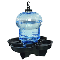 First-Nature-3004-Globe-Style-Bird-Bath-and-Waterer