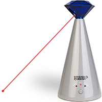 Friends-Forever-Interactive-Cat-Laser-Toy---Pet-Laser-Pointer-for-Cats-Automatic-Rotating-Catch-Training,-Adjustab