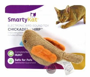 SmartyKat Electronic Sound Cat Toys